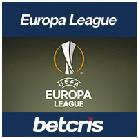 BETCRIS Soccer europa League betting odds
