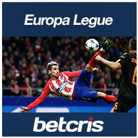 Europa Legue Copenhagen vs Atletico de Madrid