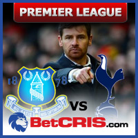 Juega la Premier League Everton vs Tottenham