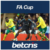 betcris FA Cup Foto Chelsea vs Norwich City