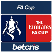 BETCRIS FA Cup Quarterfinals odds