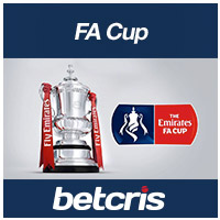 BETCRIS FA Cup soccer betting Odds