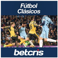 BETCRIS FUTBOL CLASICOS  FOTO ARSENAL VS MANCHESTER CITY