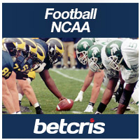 BETCRIS Apuestas FOOTBALL NCAA  MICHIGAN VS MICHIGAN STATE