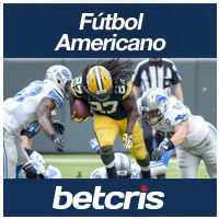 BETCRIS Apuestas NFL Monday Night Football Foto Packers vs Lions