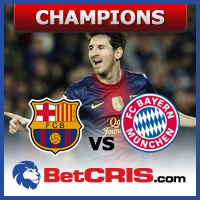 Barcelona vs Bayern Munich - Semifinales Champions League