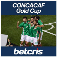 BETCRIS CONCACAF Gold Cup Mexico Soccer Team
