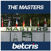 betcris PRONOSTICOS GOLF THE MASTERS