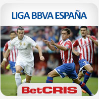 Futbol BetCRIS Real Madrid vs Sporting de Gijon