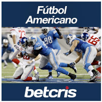 BETCRIS Apuestas de Futbol Americano Monday Night Football Giants vs Lions