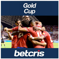 BETCRIS Gold Cup soccer Betting Costa Rica soccer Team