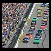 NASCAR - Goody's Fast Relief 500