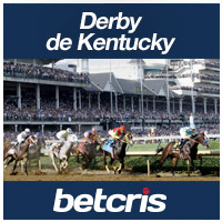 BETCRIS apuestas Carreras de caballos DERBY DE KENTUCKY  FOTO HIPODROMO CHURCHILL DOWNS