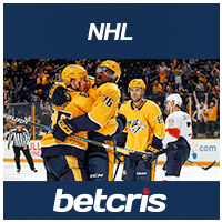 betcris HOCKEY NHL NASHVILLE PREDATORS