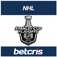 BETCRIS Hockey NHL Playoff Series odds
