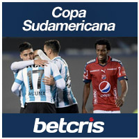 BETCRIS Apuestas futbol Copa Sudamericana Independiente Medellín vs Racing Club
