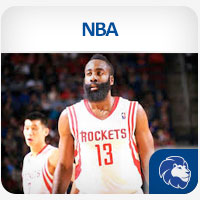 Apuestas BetCRIS - Baloncesto NBA James Harden Houston Rockets