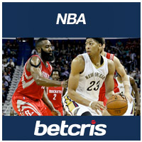 BETCRIS Apuestas NBA  James Harden vs Anthony Davis
