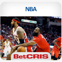 BetCRIS Apuestas NBA James Harden vs Raptors 2015