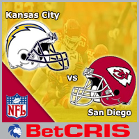 Chargers vs Chiefs - NFL Football