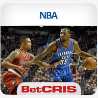 BetCRIS Apuestas Baloncesto NBA Thunder vs Trail Blazers