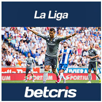 La Liga Real Madrid vs Espanyol