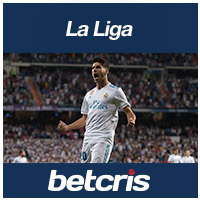 La Liga Real Madrid vs Alaves