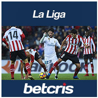 La Liga Real Madrid vs Athletic Bilbao