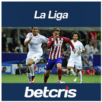 La Liga Real Madrid vs Atletico de Madrid