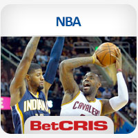 BetCRIS  LeBron James Cavaliers vs Paul George Pacers