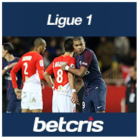 Ligue 1 PSG vs AS Monaco