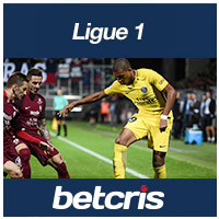 Ligue 1 PSG vs Metz