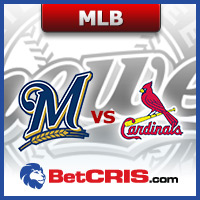 Noticias deportivas de la MLB, beisbol Brewers vs Cardinals 2014 en BetCRIS