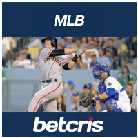 BETCRIS Apuestas de BEISBOL MLB Dodgers vs Giants