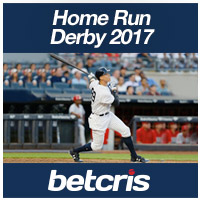 BETCRIS Apuestas MLB Home Run Derby 2017Aaron Judge