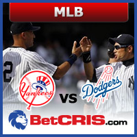 Apuestas Yankees vs Dodgers