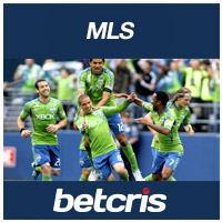 BETCRIS MLS Soccer Betting Odds Seattle Sounders