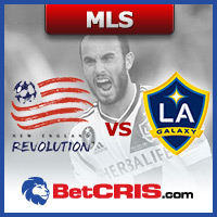New England vs LA Galaxy - Futbol Estados Unidos - MLS