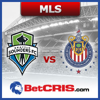 Sounders FC vs Chivas USA - Futbol USA