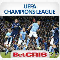 BetCRIS Apuestas  Real Madrid vs Manchester City Champions League 2016