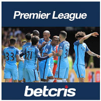 BETCRIS Soccer betting Premier League Manchester City