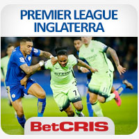 BetCRIS Premier league Apuestas Futbol Manchester City vs Leicester City