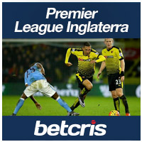 Futbol BETCRIS Apuestas Manchester City vs Watford Premier League 2016