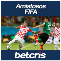 Amistosos FIFA Mexico vs Croacia