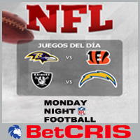 Monday Night Football - NFL Futbol Americano