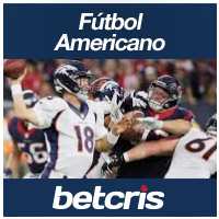 betcris Monday Night Football Futbol Americano Denver vs Houston