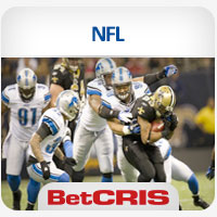 BetCRIS Apuestas NFL Monday Night Football Saints vs Lions