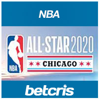 BETCRIS NBA-All-Star-Game betting odds