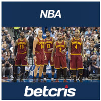 BETCRIS NBA Finals betting odds NBA Cleveland Cavaliers