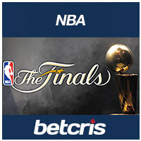 BETCRIS NBA FINALS Cleveland Cavaliers betting lines
